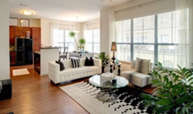 Living Area at Listing #147716