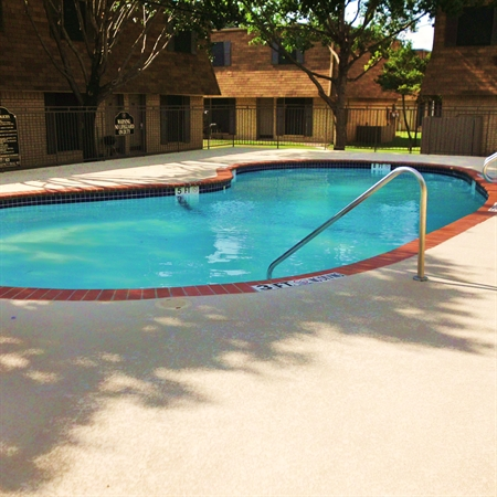 Pool at Listing #136710