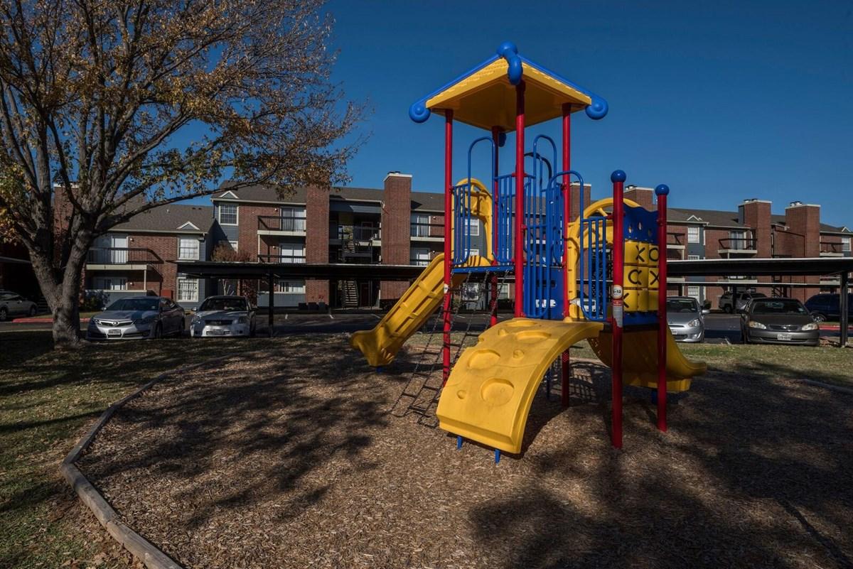 Playground at Listing #135862