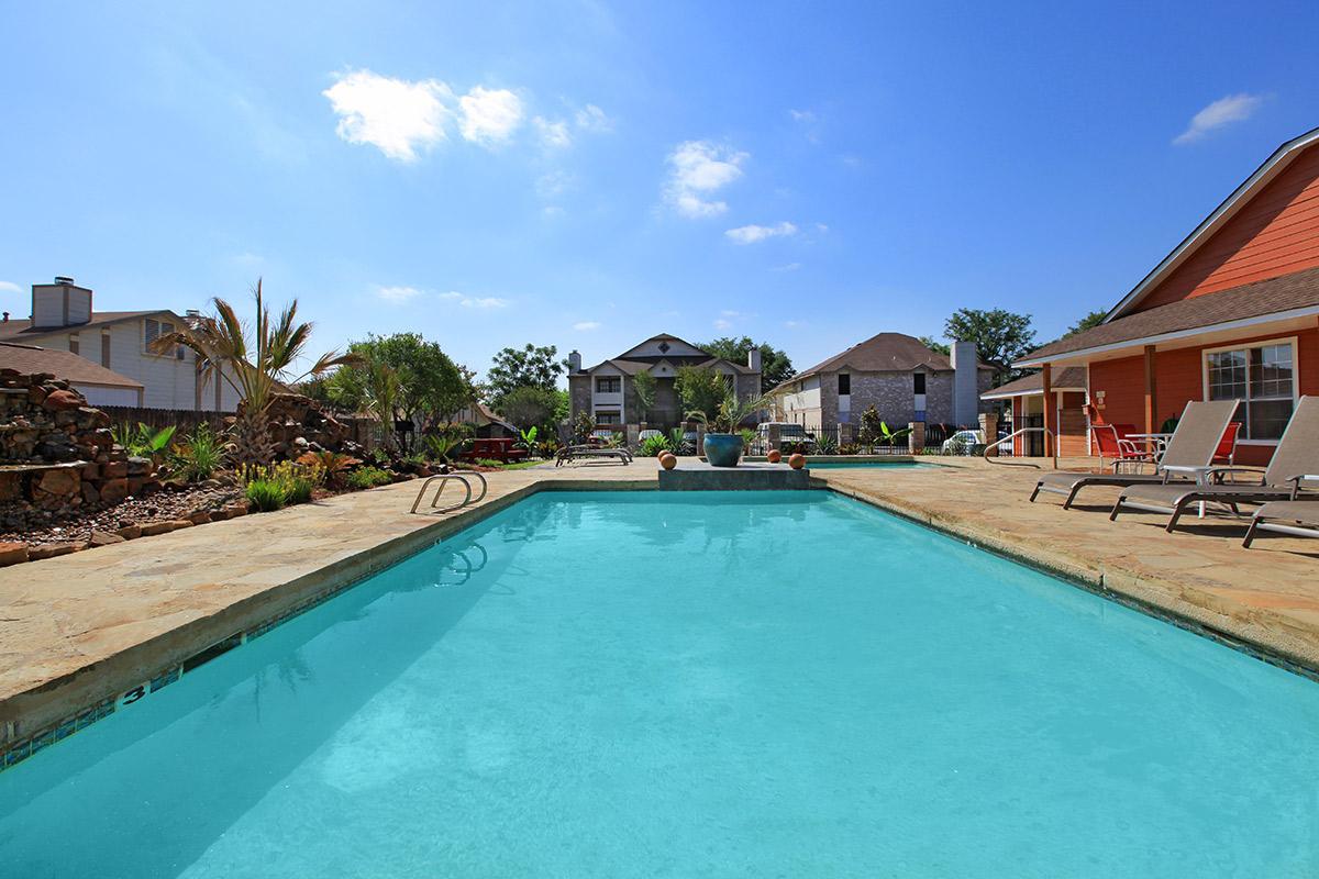 Pool at Listing #140959