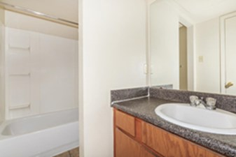 Bathroom at Listing #145866