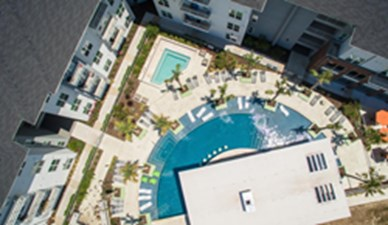 Aerial View at Listing #247404