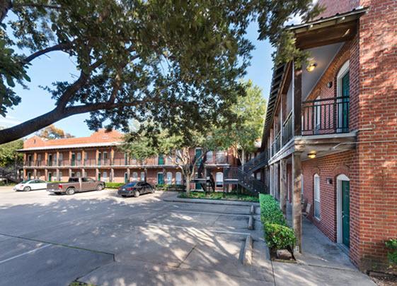 Yale Street Lofts Houston TX