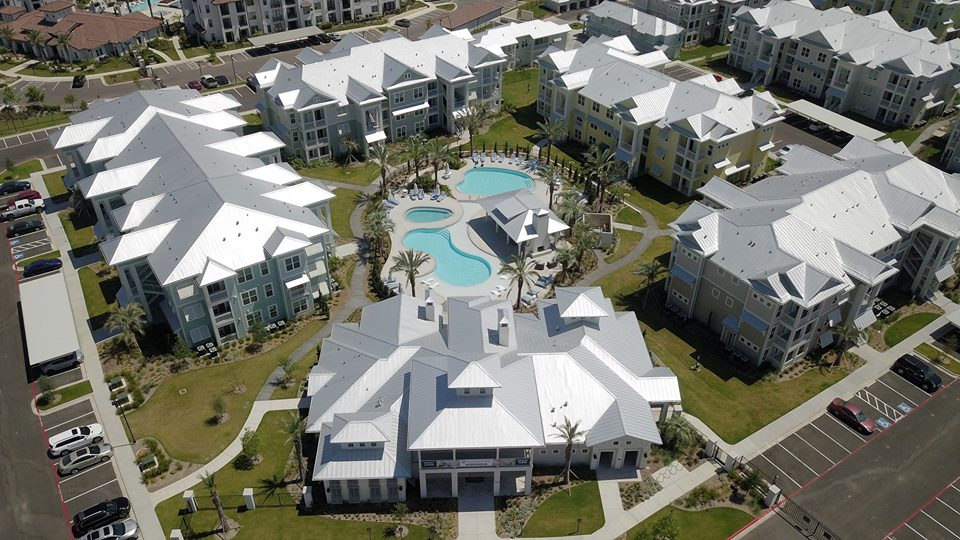 Aerial View at Listing #300334