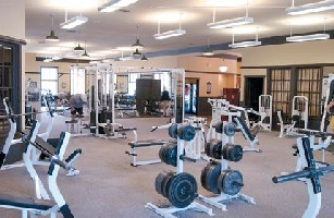 Fitness Center at Listing #140730