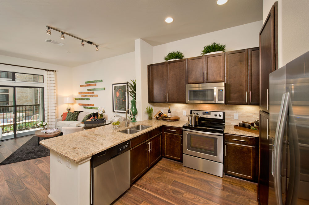 Kitchen at Listing #275063