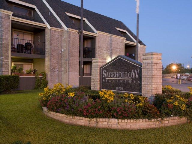 Sage Hollow Apartments Houston TX