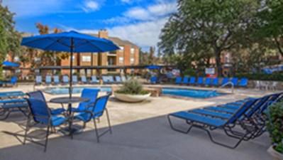 Pool at Listing #136152