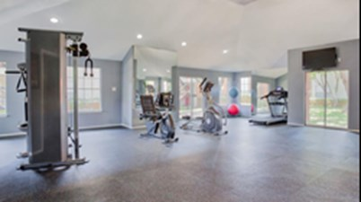 Fitness Center at Listing #137120