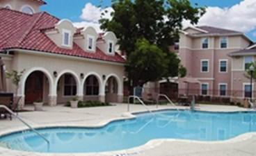 Pool at Listing #141487