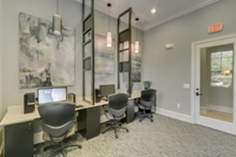 Business Center at Listing #250225