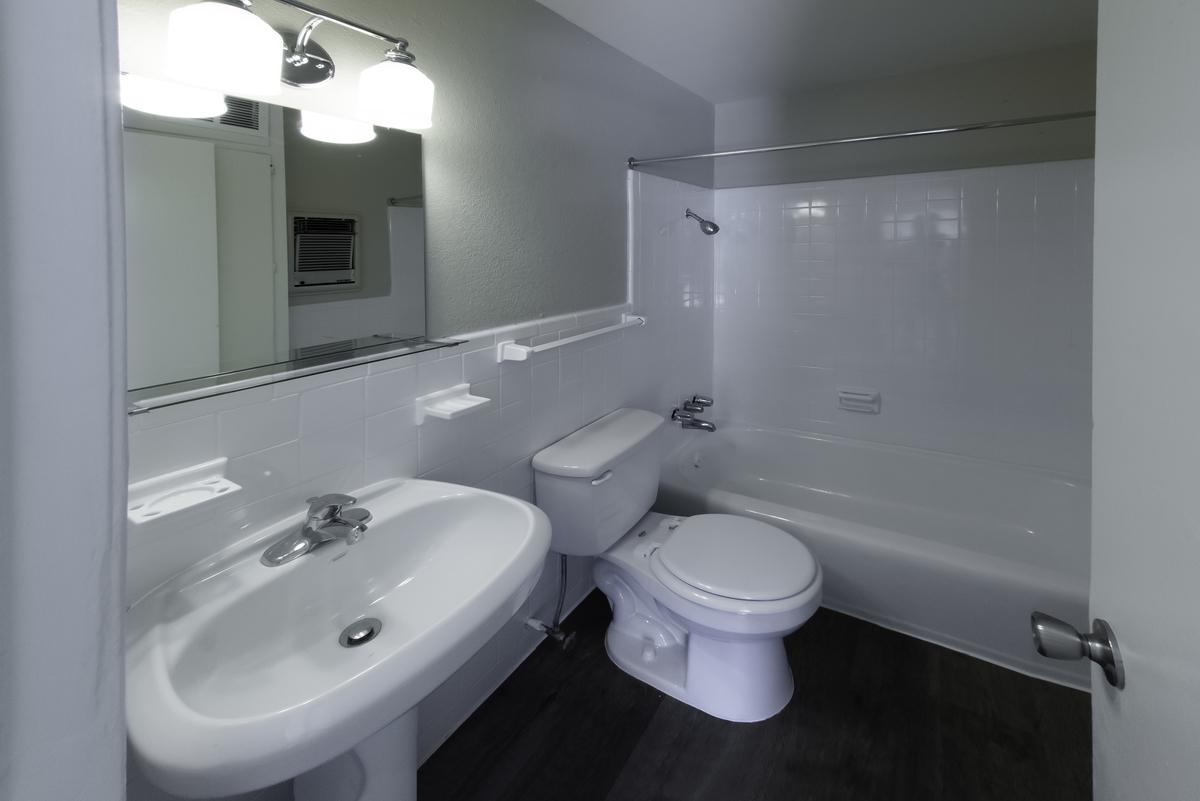 Bathroom at Listing #137333