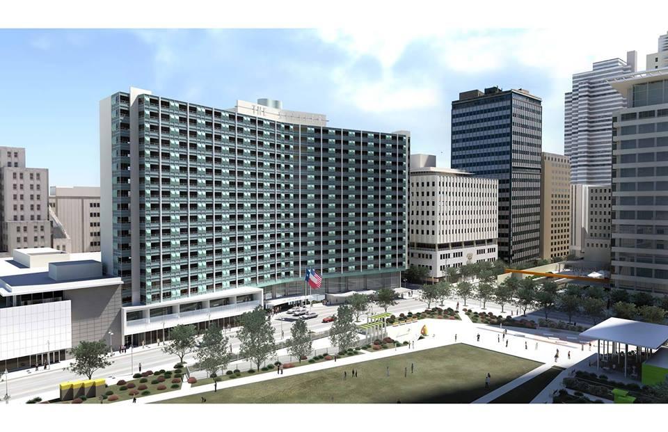 Statler Residences ApartmentsDallasTX