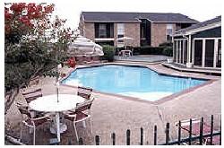 Pool at Listing #139490
