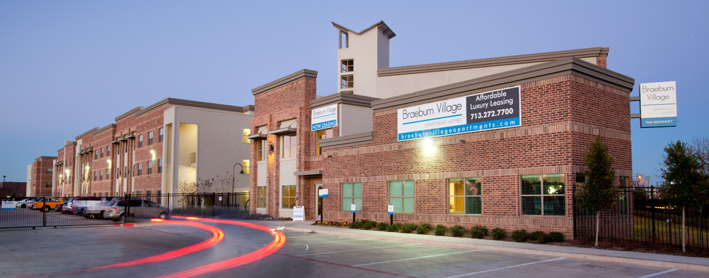 Braeburn Village Apartments Houston TX