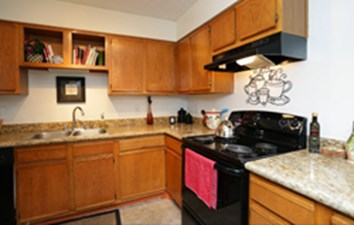 Kitchen at Listing #136674