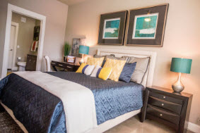 Bedroom at Listing #275694