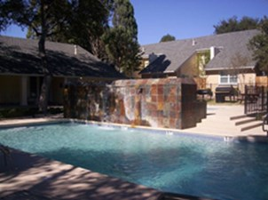 Pool at Listing #140393