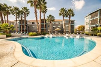 Pool at Listing #144581