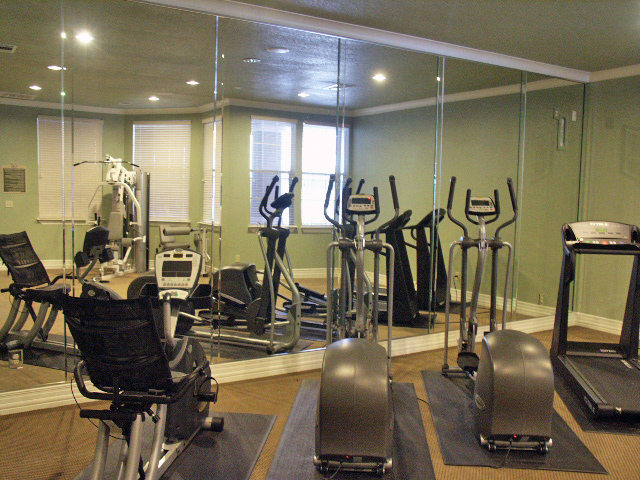 Fitness Center at Listing #144070