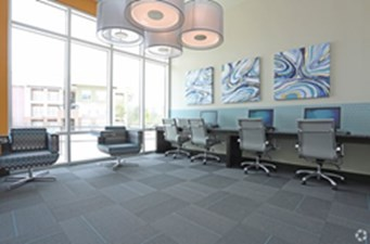 Business Center at Listing #226755