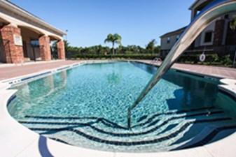 Pool at Listing #144676