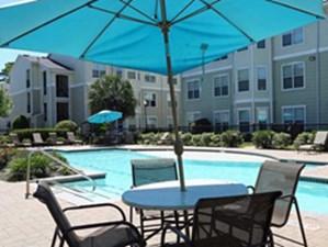 Pool at Listing #144843