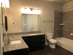 Bathroom at Listing #286289
