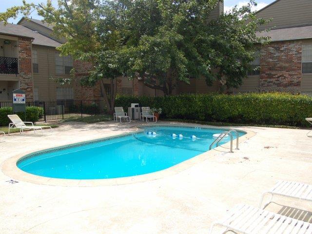 Pool at Listing #136058