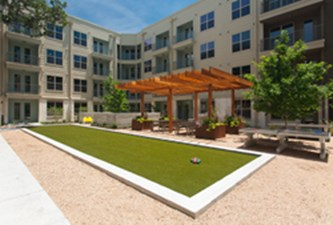 Bocce Ball at Listing #151800