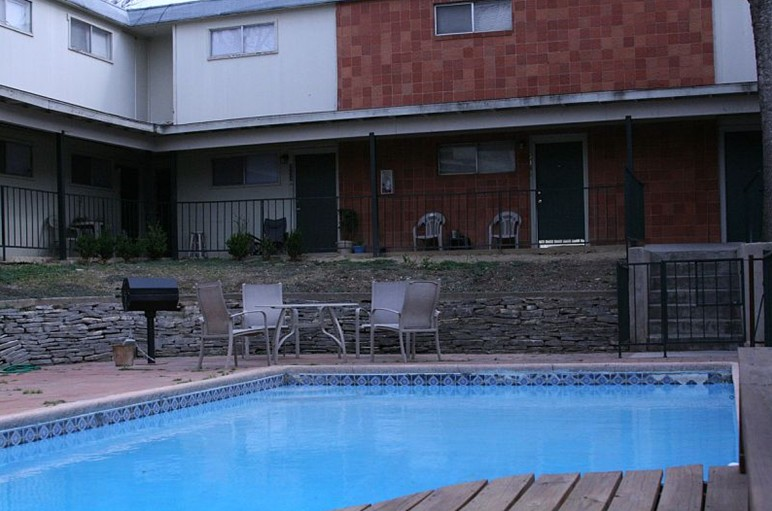Pool at Listing #144072