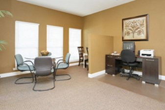 Business Center at Listing #138821