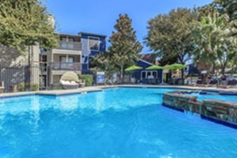 Pool at Listing #135728