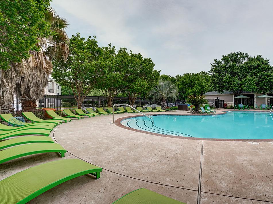 University Village Apartments Austin TX