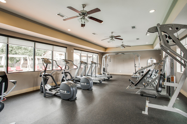 Fitness at Listing #135658