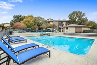 Pool at Listing #136799