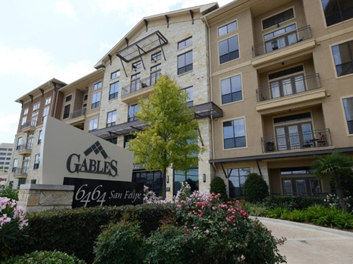 Gables 6464 San Felipe Houston - $1079+ for 1 & 2 Beds