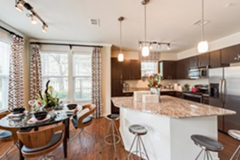 Dining/Kitchen at Listing #139872