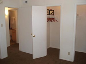 Bedroom Closet at Listing #136270