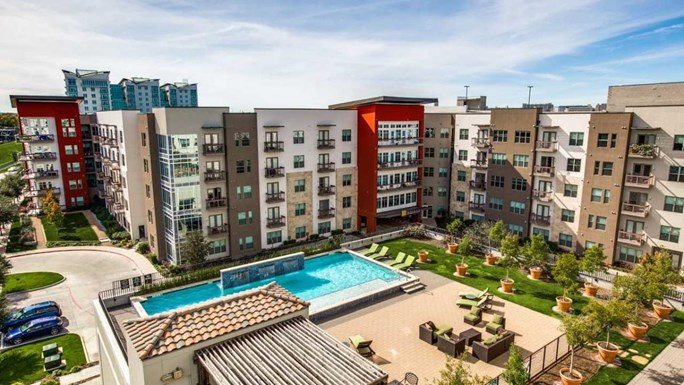 Parkside at So7 Apartments