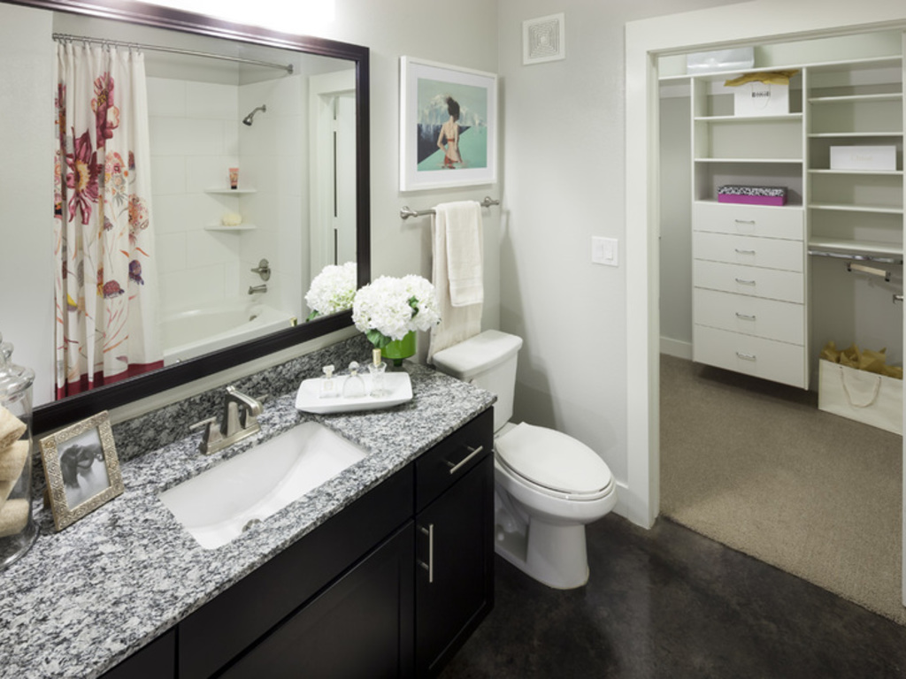 Bathroom at Listing #252378
