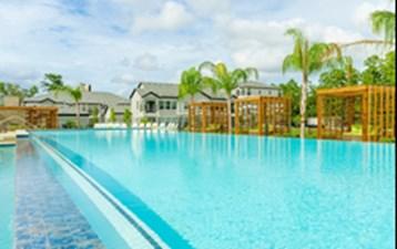 Pool at Listing #283211