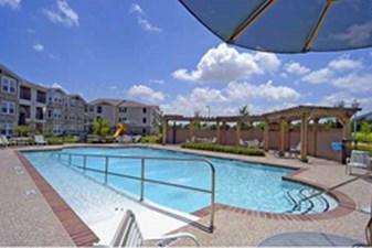 Pool at Listing #144554