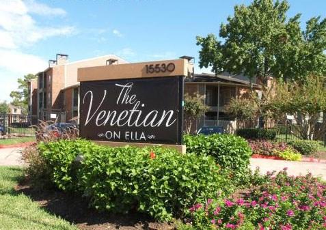 Venetian on Ella Apartments Houston TX