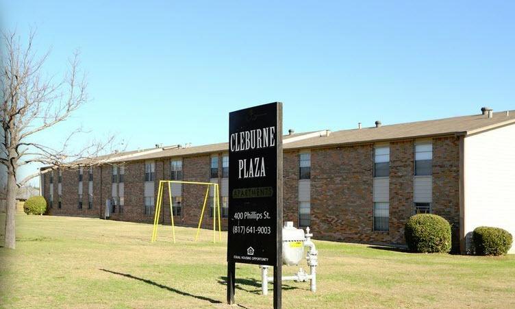 Cleburne Plaza Apartments Cleburne, TX