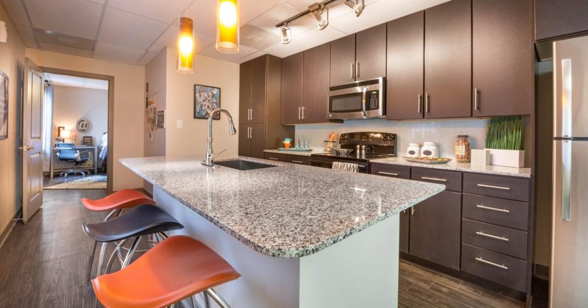 Kitchen at Listing #244595