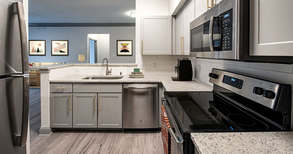 Kitchen at Listing #138092