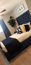 Bedroom at Listing #135629