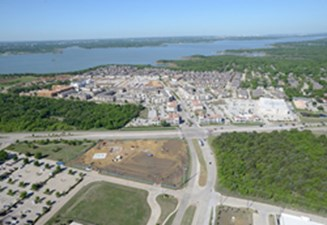 Aerial View at Listing #294844