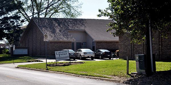 University Terrace Apartments Arlington, TX